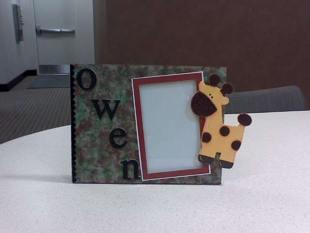 Nursery Picture frame